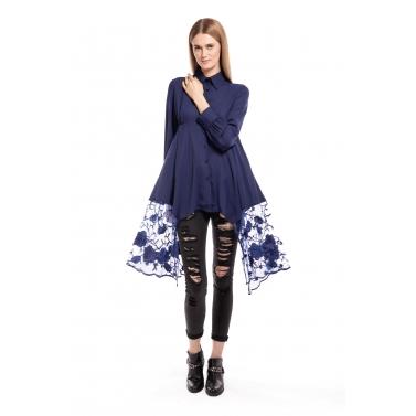 Flow Lace Tunic.