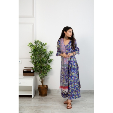 Anek rang jamni suit set