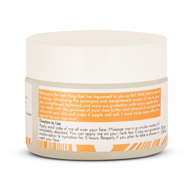 Greenberry Organics Bio Active Bright Day Cream