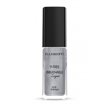 Silver 9 Free-Breathable Lacquer 10 ml