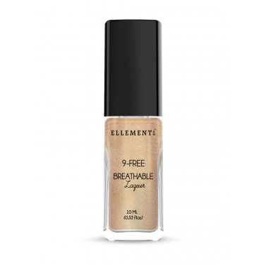 Dull Gold 9 Free-Breathable Lacquer 10 ml