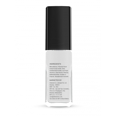 Gloss Top Coat 9 Free-Breathable Lacquer 10 ml