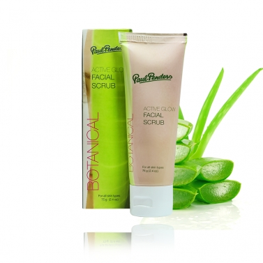 Paul Penders Active Glow Facial Scrub - 75g