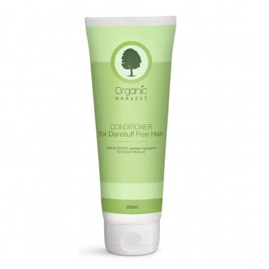 Organic Harvest Conditioner for Dandruff free Hair,200ml