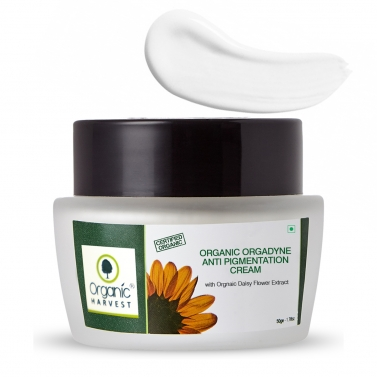 Organic Harvest Anti Pigmentation Cream, 50gm