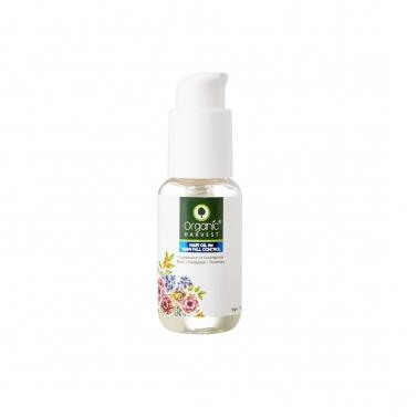 Organic Harvest Hair Oil for Hair Fall Control, 50ml
