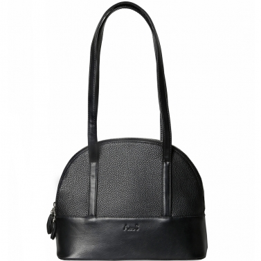 Structured Handbag Black