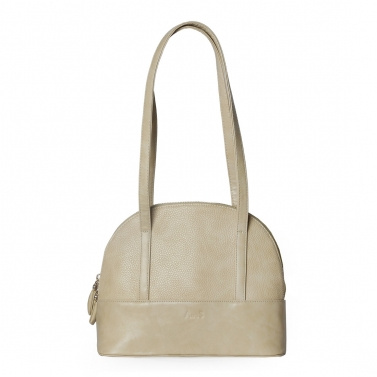 Structured Handbag Fawn