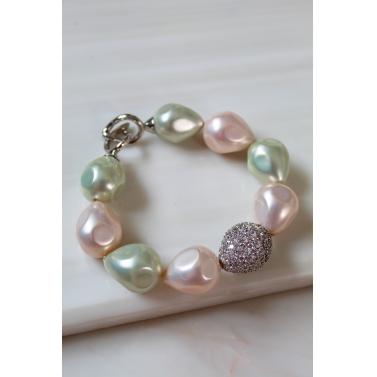 Natural Pearl Victoria II Bracelet
