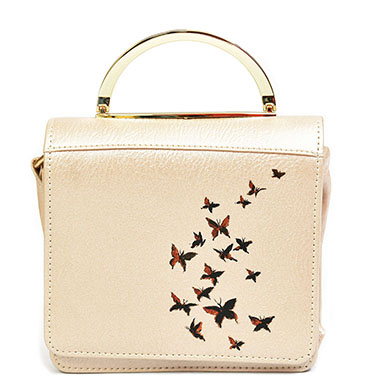 Butterfly cross body