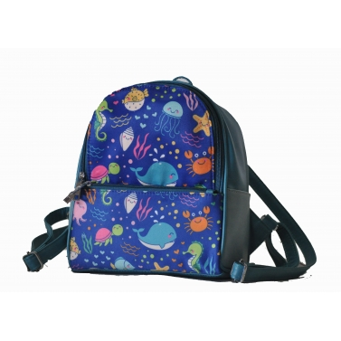 Underwater Backpack For Girls