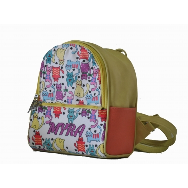 Catty Backpack For Girls