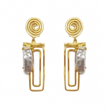 Evanthia Earrings