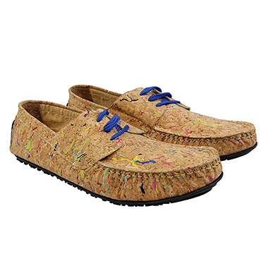 Cork It Up Loafers
