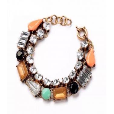 Opulent Multi Bracelet
