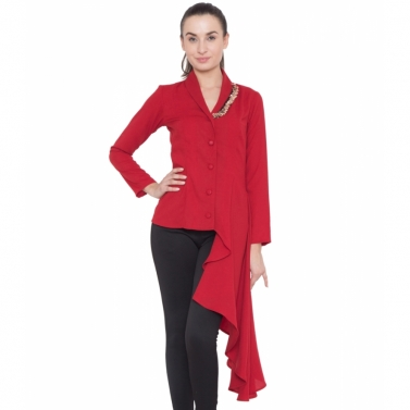 designer-womens-wear/side-flare-embroidered-detail-tunic