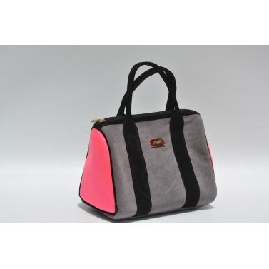 Pink mini handbag