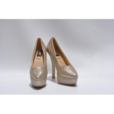 rose gold heels 2