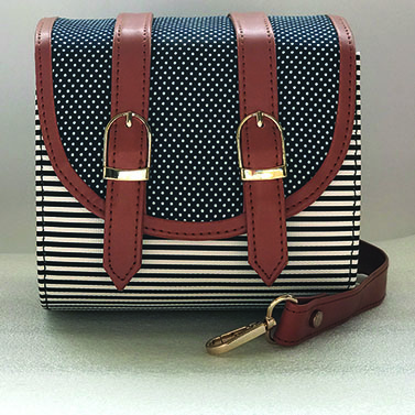 Polka dot Sling Bag