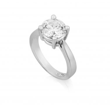 designer-womens-wear/2-carat-round-solitare-ring