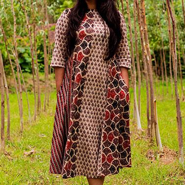 designer-womens-wear/asymmetric-3-panel-dress-red