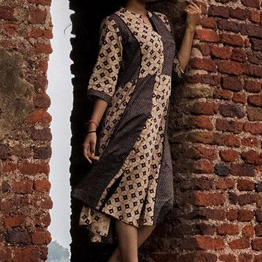 designer-womens-wear/alternate-panel-dress