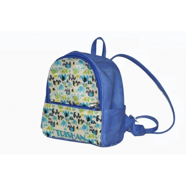 Elephant Backpack For Girls
