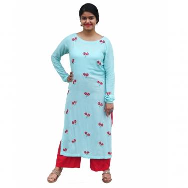 designer-womens-wear/pastel-rose-kurta