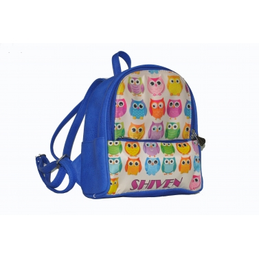 Owl Backpack For Girls