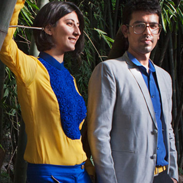 Astha and  Siddharth - Indian Fashion Designer in NEW-DELHI